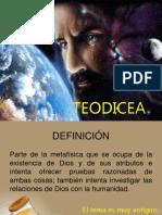 10. Teodicea