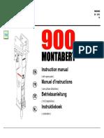 MONTABERT-900