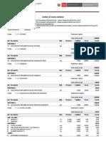 Analisis de Costos Unitarios-chokepukio