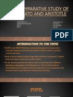 Comparative Study of Plato and Aristotle