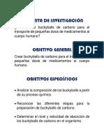 2. Pregunta de Investigación y Objetivo de Investigación - Español