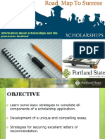 1718 Scholarship PowerPoint