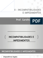 Etica Incompatibilidades 2019 Definitivo