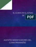 Climas de Panama Geografia