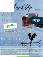 Markup Issue 3