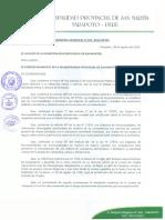Ordenanza Municipal 013 2014