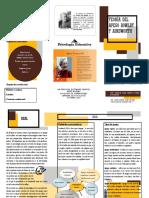 Triptico Apego PDF