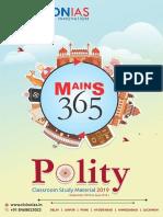 Polity Sep June English 2019