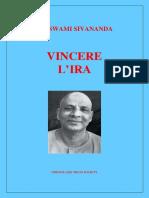 Swami Sivananda - Vincere l'Ira