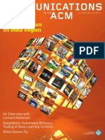 Communications of  ACM 2019 November vol 62 no. 11