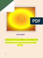 Nirmal Kothari Sir 251 to 300 Case Study