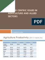Farmer Centric Presentation 19112016 1800 Hrs