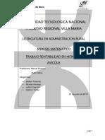 Analisis Matematico Pollo Donatti