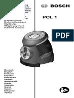 Bosch Pcl1 Laser