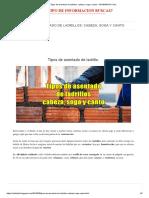 Tipos de Asentado de Ladrillos_ Cabeza, Soga y Canto _ INGENIERIA CIVIL