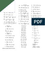 Segunda Parte Taller Math 11 Na IIP