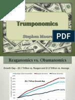 Trumponomics SEP 2019