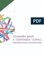 educação para a cidadania global