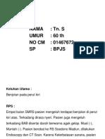 Saman Hemicolectomy (S) Edit