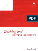 Teaching Geometry