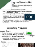 social psychology day 10
