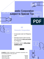 Domestic-Corp.-subject-to-Special-Tax.pptx
