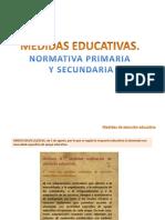 medidas educativas y normativa altas capacidades