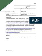 Actividad 8. Identificación de Sistemas de Primer y Segundo Orden