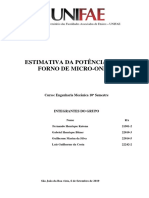 Relatório - Estimativa da potência de um forno de microondas 1.pdf