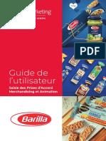 Guide de l'Utilisateur - Saisie des PA - Barilla.pdf