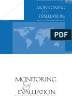World Bk-Tool method approache - Monitoing and eval