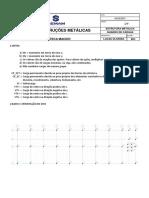 Biblioteca Maceió - Quadro de Cargas - R01
