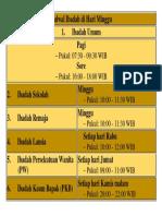 Jadwal Ibadah di Hari Minggu.pdf