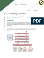 Data Mining Architecture _ Data Mining tutorial by Wideskills.pdf