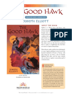 The Good Hawk by Joseph Elliott Discussion Guide