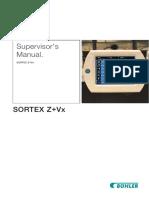 z+vx supervisor's manual