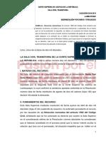 Casacion 2018 2015 Legis.pe