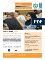 Project Brief - Youth Empowerment Programme