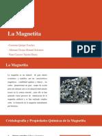 La Magnetita 2019