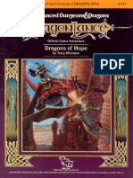 TSR9131 DL3 DragonLance - Dragons of Hope.pdf
