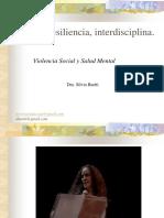 Universidad Católica de Tucumán. Suicidología