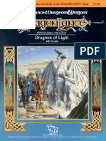TSR9136 DL7 DragonLance - Dragons of Light