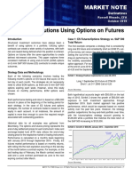 V17-061 Structured Solutions Using Options on Futures