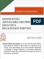 1 Derecho Municipal
