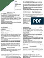 Bulletin 10-31-10