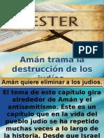 04 Amán Trama La Destrucción de Los Judíos