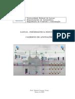Caderno de anotações (aulas 1 a 4) - Informatica Industrial