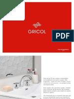Plan Estratégico GRICOL 2017 Extracto Difusion 2019
