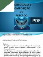 Morfologia e Composição Do Pescado - 1729