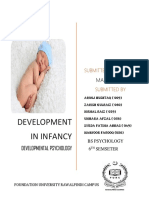 Infancy is the Shortest of All Developmental Periods